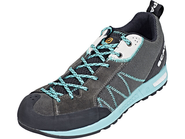 38713720b489a Scarpa Gecko Lite Shoes Women shark/lagoon